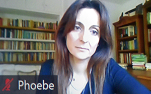 Prof. univ. dr. Phoebe Koundouri, Universitatea din Atena