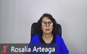 Rosalia Arteaga Serrano, președintele Ecuadorului 1997