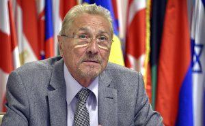 Emil Constantinescu, președintele Institutului de Studii Avansate pentru Cultura și Civilizația Levantului
