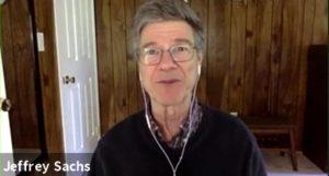 prof. Jeffrey Sachs (Universitatea Columbia și director al Centrului ONU de Dezvoltare Durabilă)