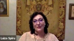"""Luiza Spiru (Universitatea de Medicină și Farmacie """"Carol Davila"""", președinte al Ana Aslan International Academy)"""