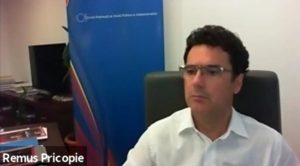 prof. Remus Pricopie (rectorul Școlii Naționale de Studii Politice și Administrative)
