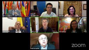 Rolul mediului academic în elaborarea unei viziuni și strategii pentru guvernanța globală în secolul XXI
