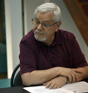 prof. emerit Dan Grigorescu, directorul științific al Institutului de Studii Avansate pentru Cultura și Civilizația Levantului