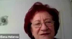 prof. Elena Helerea (Universitatea Transilvania din Brașov)