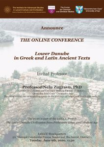 Lower Danube  in Greek and Latin Ancient Texts