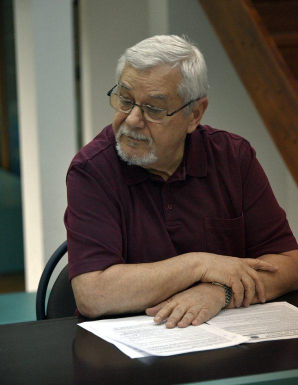 Profesorul Dan Grigorescu, directorul ștințific al ISACCL, guest editor al revistei Geoconservation Research din Marea Britanie