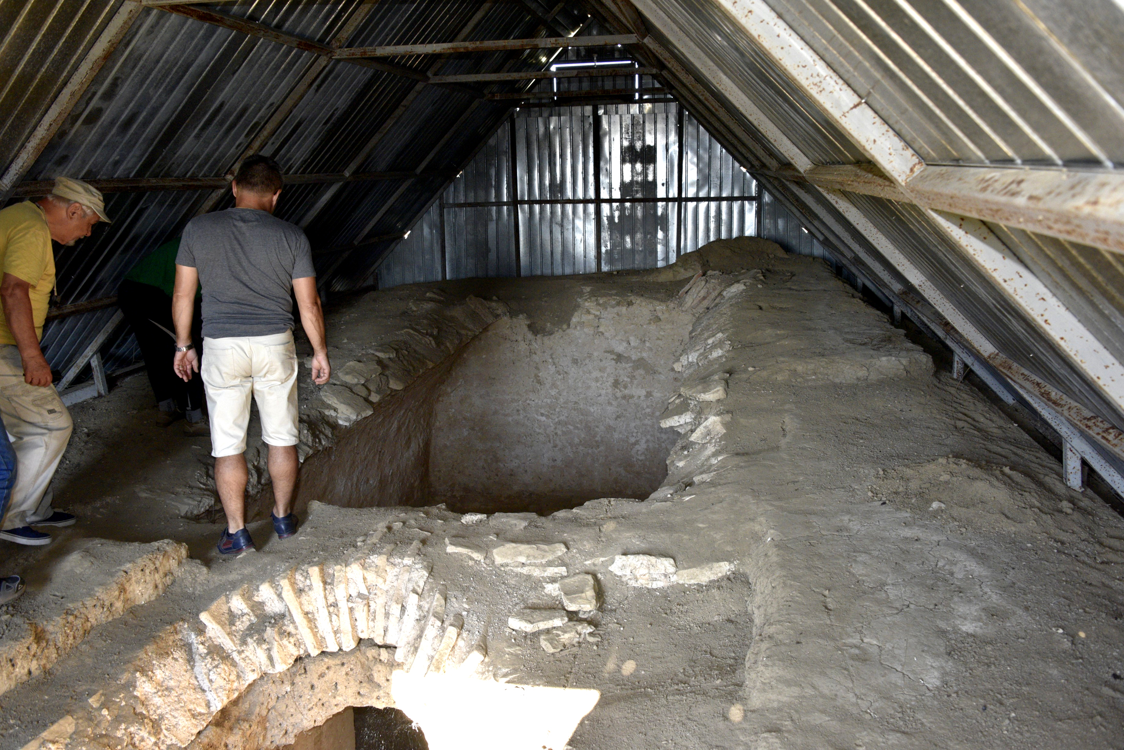 Cetatea Ibida, cea mai mare și mai dens locuită dintre cetățile dobrogene. Cercetările în teren în Programul Dobrogea continuă...