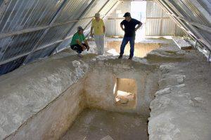 Necropolele de la Ibida constituie un capitol important al paleocreștinismului, ale cărui începuturi în spațiul dobrogean sunt bine atestate