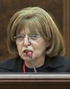 Shoshana Bekerman Director al Coaliției Interparlamentare pentru Etică Globală