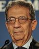 Amr Moussa Secretar General al Ligii Arabe (2001-2011); Ministru pentru Afaceri Externe al Republicii Islamice a Egiptului (1991-2001)