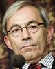 Sir Christopher Pissarides Laureat al Premiului Nobel pentru Științe Economice (2010); Prof. univ. dr. în Economie și Științe Politice, LSE