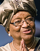 Ellen Johnson Sirleaf Președinte al Republicii Liberia (2006-2018); Membru al grupului The Elders