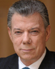 Juan Manuel Santos Președinte al Republicii Columbia (2010-2018); Laureat al Premiului Nobel pentru Pace (2016); Membru al grupului The Elders