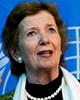 Mary Robinson Președinte al Republicii Irlanda (1990-1997); Înalt comisar al Organizației Națiunilor Unite pentru Drepturile Omului; Președinte al grupului The Elders