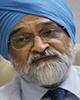 Montek Singh Ahluwalia Vicepreședinte al Comisiei de Planificare din India (2004-2014)