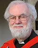 Dr. Rowan Williams Arhiepiscop de Canterbury (2002-2012); Președinte al Christian Aid