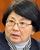Roza Otunbayeva Președinte al Republicii Kârgâzstan (2010-2011)