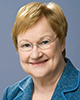 Tarja Halonen  Președinte al Republicii Finlanda (2000-2012)