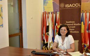 """Oana Brânda la Conferința internațională """"Coeziune socială în regiunea Mării Negre"""""""