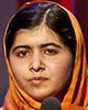 Malala Yousafzai Laureat al Premiului Nobel pentru Pace (2014)