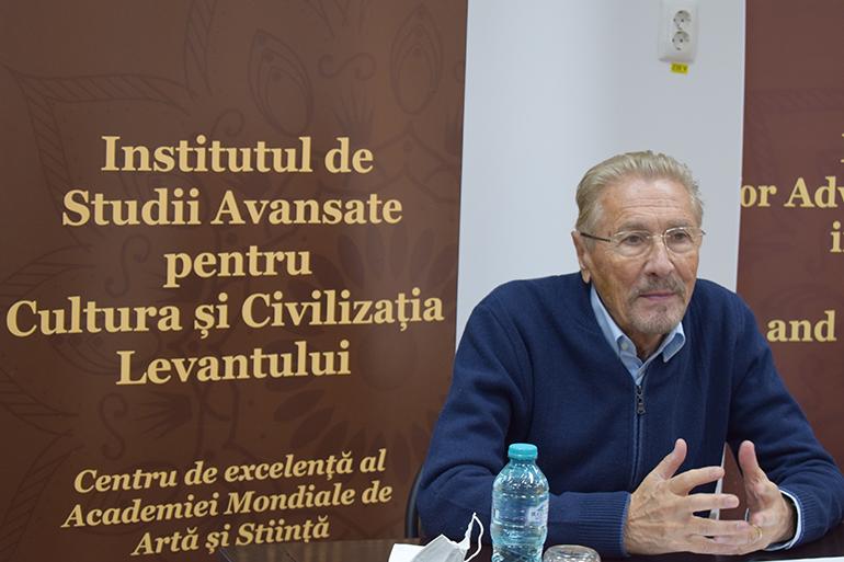 """Emil Constantinescu - Workshop online privind activitatea desfășurată încadrul programuluide master """"Conservarea biodiversității"""""""