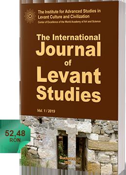 """International Journal of the Levant Studies"" Revista științifică a ISACCL No. 1"
