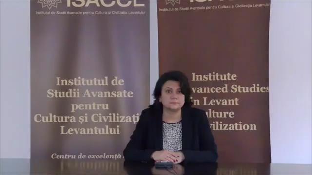 """Parteneriat cu Institutul Cultural Român """"Dimitrie Cantemir"""" din Istanbul. Proiect de diplomație culturală"""