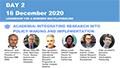 RAPORTUL CONFERINȚEI GLOBAL LEADERSHIP FOR THE 21stCENTURY, DAT PUBLICITĂȚII DE BIROUL ORGANIZAȚIEI NAȚIUNILOR UNITE DE LA GENEVA