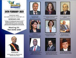 Emil Constantinescu World Summit 2021. Despre crizele anului 2020 și drepturile omului