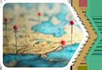 Levantul în Cartografie