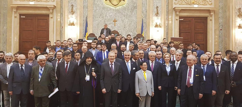 Institutul de Studii Avansate pentru Cultura și Civilizația Levantului - Emil Constantinescu președintele Consiliului Științific