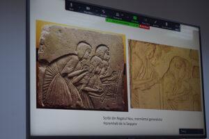 Scrisorile din celebra arhivă diplomatică descoperită în Egipt, la Tell el-Amarna