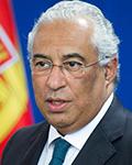 Antonio Costa Premierul Portugaliei Reprezentantul Președinției portugheze a Consiliului Uniunii Europene