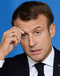 Emmanuel Macron Președintele Franței
