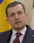 George Bologan Ambasadorul României în Italia