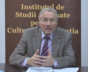 Emil Constantinescu Europa viitorului: uniune politică, economică sau spirituală?