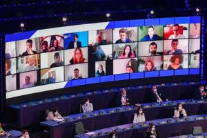 Institut Levant - Prima reuniune plenară în cadrul Conferinței privind Viitorul Europei