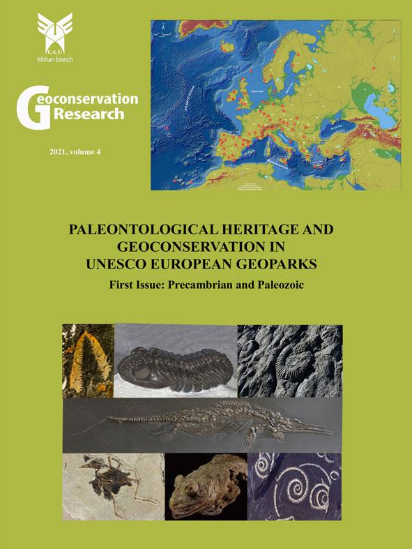 """Apariție editorială: """"Patrimoniul paleontologic și geoconservarea sa în cadrul geoparcurilor UNESCO din Europa"""". Prof. Dan Grigorescu, director științific al ISACCL, editor asociat"""