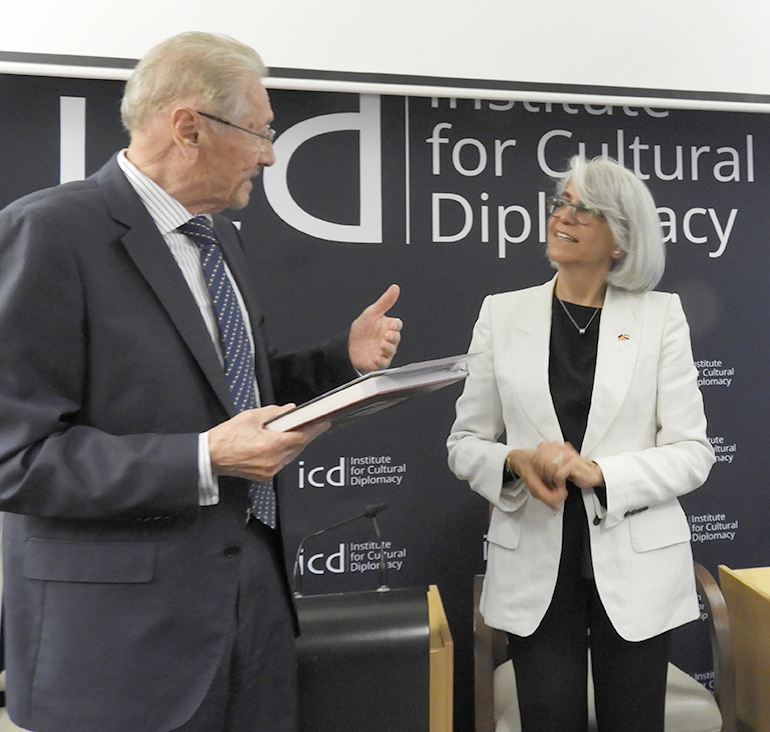Dialog cultural și interreligios