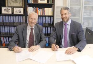 Emil Constantinescu Acord de parteneriat între Institutul de Studii Avansate pentru Cultura și Civilizația Levantului și Institutul de Diplomație Culturală din Berlin