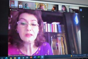 Conf. univ. dr. Maria-Luiza Oancea, Universitatea din București